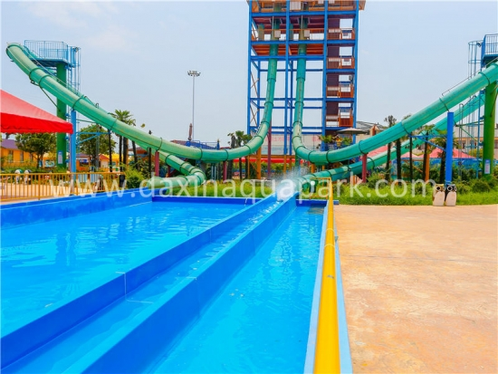 aqua Loop Slide Outdoor Equipment